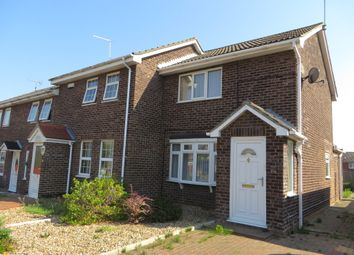 Thumbnail 2 bed end terrace house to rent in Peregrine Way, Kessingland, Lowestoft