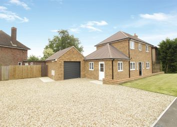 Thumbnail 3 bedroom detached house for sale in Glinton Road, Helpston, Peterborough