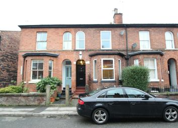 Thumbnail 3 bed terraced house for sale in Byrom Street, Altrincham