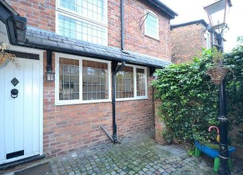 2 bed flat to rent in Tyler Street, Alderley Edge SK9