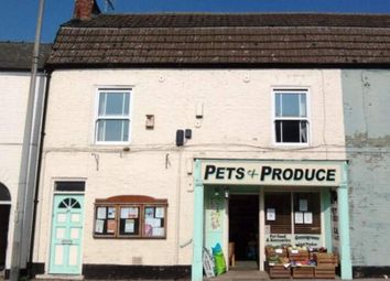 Thumbnail Retail premises for sale in High Street, Donington, Spalding