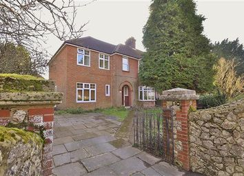 Thumbnail 5 bed semi-detached house for sale in Church Road, Willesborough, Ashford