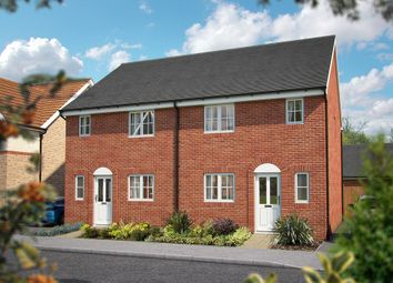 "Thumbnail 3 bed semi-detached house for sale in ""The Southwold"" at Hadham Road, Bishop's Stortford"