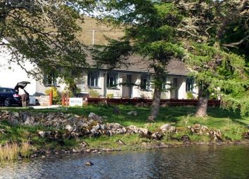 Thumbnail Leisure/hospitality for sale in Altnacealgach Self Catering Units/Motel, Ledmore, Lairg, Sutherland