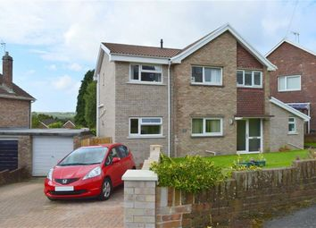 Thumbnail 5 bed detached house for sale in Landor Avenue, Killay, Swansea