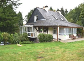 Thumbnail 3 bed detached bungalow for sale in 56310 Melrand, Morbihan, Brittany, France