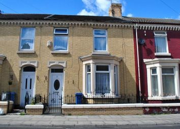 Thumbnail 3 bed terraced house for sale in Valley Road, Liverpool, Merseyside