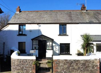Thumbnail 3 bed semi-detached house to rent in Bradworthy, Holsworthy