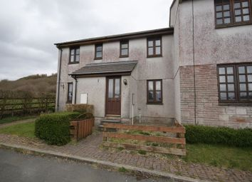 Thumbnail 2 bed property for sale in Barton Road, Central Treviscoe, St. Austell