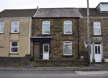 Thumbnail 4 bed terraced house for sale in Vicarage Road, Swansea