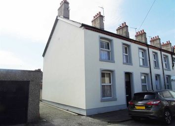 Thumbnail 2 bed end terrace house for sale in Wood Road, Rhyl, Denbighshire