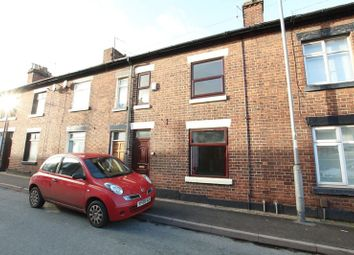 Thumbnail 2 bed terraced house to rent in Congleton Road, Biddulph, Stoke-On-Trent