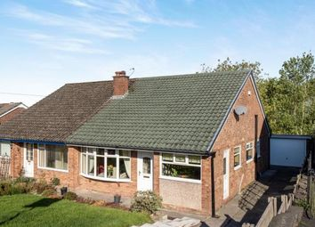 Thumbnail 2 bed bungalow for sale in Highcroft, Gee Cross, Hyde, Greater Manchester