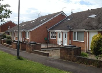 Thumbnail 1 bed terraced house for sale in Willow Close, Morpeth