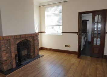 Thumbnail 2 bed terraced house to rent in Clarence Street, Fenton, Stoke On Trent