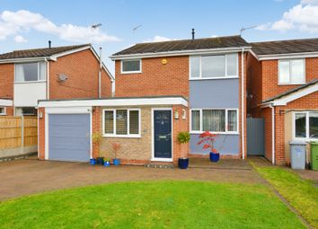Thumbnail 3 bed detached house for sale in Dornoch Avenue, Southwell