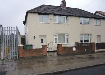 Thumbnail 3 bedroom end terrace house for sale in Finborough Road, Walton, Liverpool