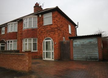 Thumbnail 3 bed semi-detached house for sale in Strathmore Avenue, Rushey Mead