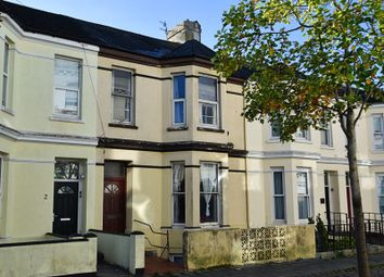 Thumbnail 1 bed flat for sale in Wyndham Street West, Stonehouse, Plymouth