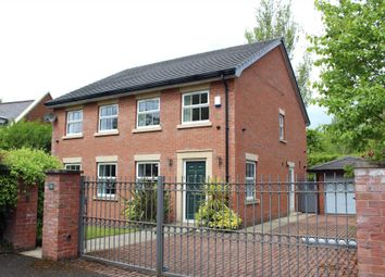 Thumbnail 6 bedroom detached house for sale in Regent Drive, Lostock, Bolton
