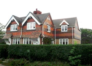 Thumbnail 3 bed semi-detached house to rent in Victoria Cottages, East End, Newbury, Berkshire