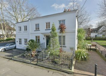 Thumbnail 3 bed semi-detached house for sale in Manor Road, Walton-On-Thames