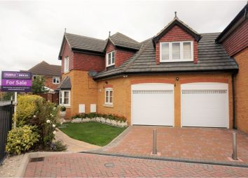 Thumbnail 5 bedroom link-detached house for sale in Jasmin Close, Sheerness