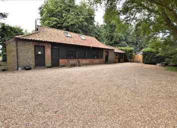 Thumbnail 3 bed detached bungalow for sale in Felbrigg Lodge, Aylmerton, Norwich