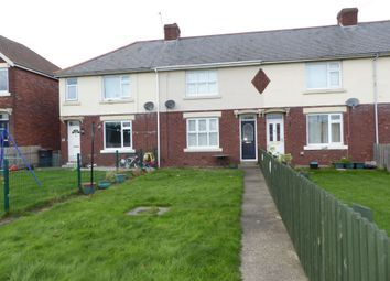 Thumbnail 2 bed terraced house to rent in Pelaw Square, Chester Le Street