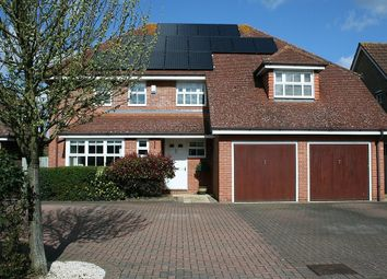 Thumbnail 5 bedroom detached house for sale in Foxglove Road, Thetford