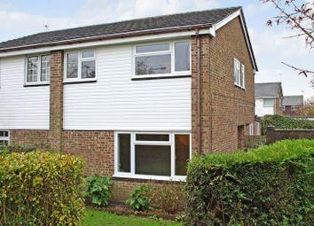 Thumbnail 3 bed semi-detached house to rent in Longbridge Close, Calmore, Southampton