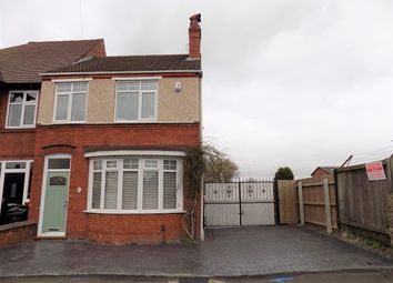 Thumbnail 3 bed semi-detached house for sale in Kent Street, Dudley