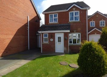 Thumbnail 3 bedroom detached house for sale in Park View Close, Blurton, Stoke-On-Trent