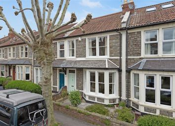 Thumbnail 3 bed terraced house for sale in Cornwall Road, Bishopston, Bristol