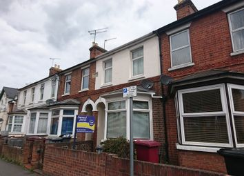 Thumbnail 3 bed terraced house for sale in Oxford Road, Reading