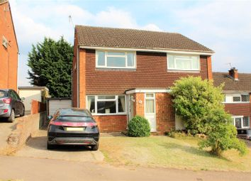 Thumbnail 2 bedroom semi-detached house for sale in Saltash Close, High Wycombe