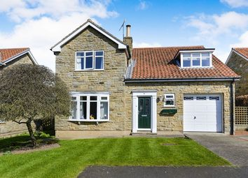 Thumbnail 4 bed detached house for sale in Dovecot Close, Gristhorpe, Filey