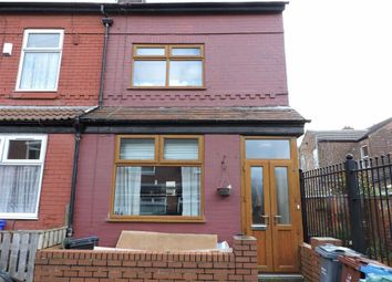 Thumbnail 2 bed end terrace house for sale in Kingsmill Avenue, Levenshulme, Manchester