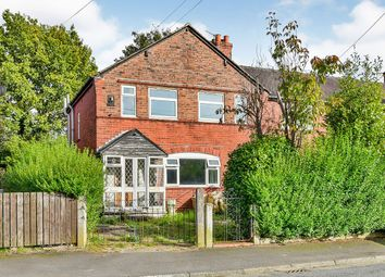 Thumbnail 3 bed semi-detached house for sale in Chorley Road, Sale, Cheshire