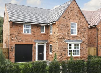 "Thumbnail 4 bed detached house for sale in ""Drummond"" at Carters Lane, Kiln Farm, Milton Keynes"