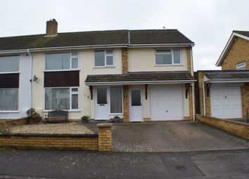 Thumbnail 4 bed semi-detached house for sale in Dorset Road, Bridgwater