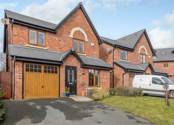 Thumbnail 4 bed detached house for sale in Stonemill Rise, Appley Bridge, Wigan, Lancashire