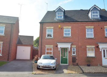 Thumbnail 3 bed semi-detached house for sale in Clarkson Close, Nuneaton, Warwickshire