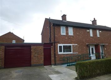 Thumbnail 3 bedroom semi-detached house for sale in Wharfe Drive, Dringhouses, York