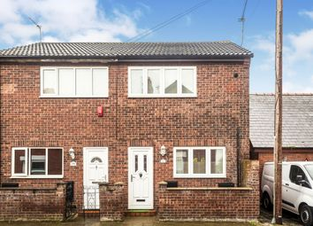 Thumbnail 2 bed semi-detached house for sale in Churton Road, Chester