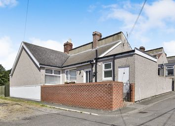 Thumbnail 2 bed bungalow for sale in Hall Road, Chopwell, Newcastle Upon Tyne