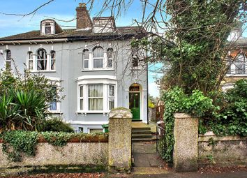 Thumbnail 3 bedroom maisonette for sale in Woolwich Road, Belvedere, Kent
