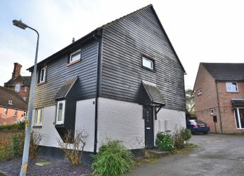 Thumbnail 4 bed detached house for sale in Normansfield, Dunmow, Essex