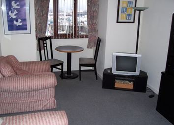 Thumbnail 1 bed flat to rent in Abernethy Quay, Marina, Swansea.