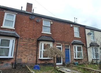 Thumbnail 2 bedroom terraced house to rent in Bernard Place, Hockley, Birmingham